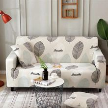 stretch slipcovers sectional elastic stretch sofa cover for living room couch cover l shape armchair cover 1 2 3 4 seater Stretch Slipcovers Sectional Elastic Stretch Sofa Cover for Living Room Couch Cover L shape Armchair Cover Single/Two/Three seat