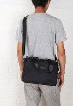 Minimalist Designer Men Shoulder Bag Large Capacity Messenger Shoulder Bag Sport Casual Bolsos Para Hombre Sling Bag Men DE50NDJ