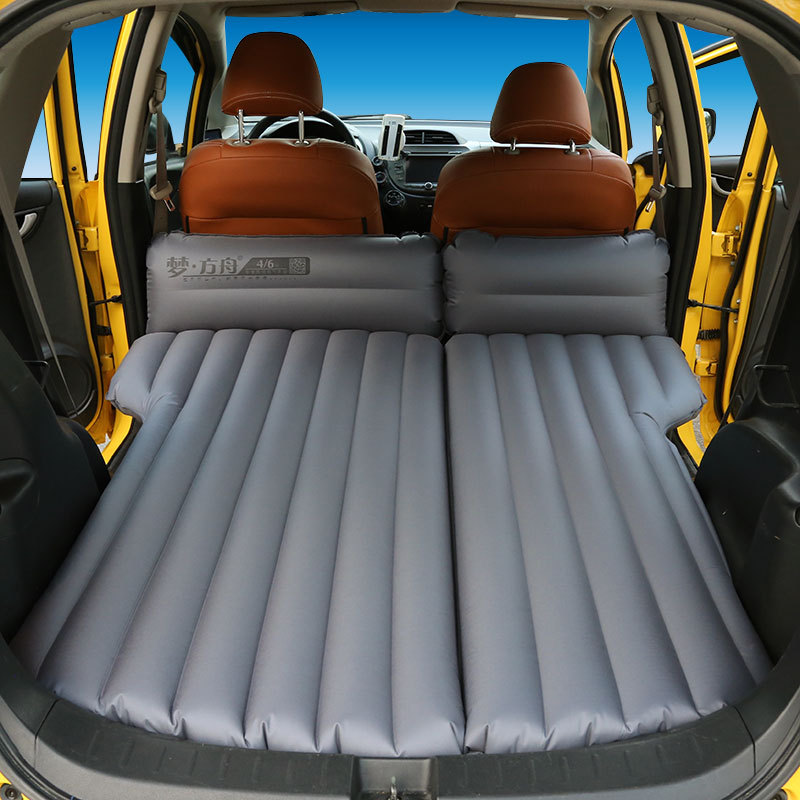 Dream Ark 6/4 points SUV car inflatable bed rear seat self-driving supplies