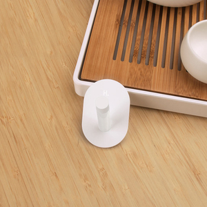 Image 5 - 샤오미 3PCS Mijia 8H 접착제 다기능 후크/벽 걸레 강한 후크 홀더 욕실 침실 부엌 벽 베어링 3kg에 대 한