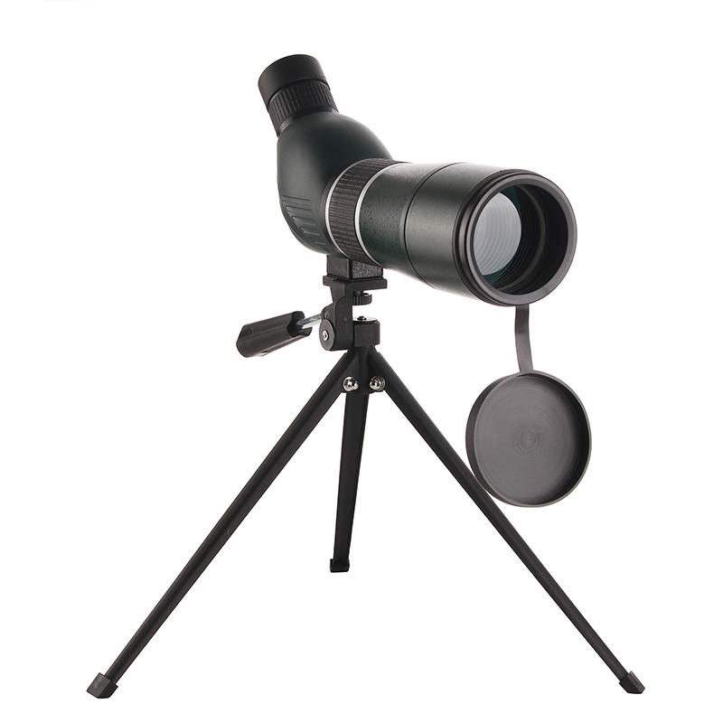 15-45x60 Spotting Scope With Tripod HD Lll Night Version Optical Zoom Monocular Telescope Outdoor Camping Bird-watching Scope