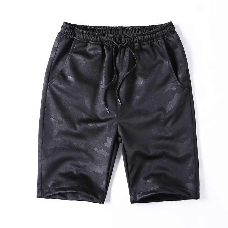 2019 Summer Men's New Style Casual Sports Short Pants Simple Comfortable Trend Contrast Color Joint Trousers