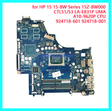 DUORUN For HP 15 15-BW Series Laptop Motherboard CRL51 LA-E831 Rev:1.0 924718-601 924718-501 NoteBook PC 100% full Tested new 720691 501 da0r75mb6c1 c0 rev c for hp pavilion 15 17 laptop motherboard notebook pc 100