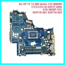 цена на DUORUN For HP 15 15-BW Series Laptop Motherboard CRL51 LA-E831 Rev:1.0 924718-601 924718-501 NoteBook PC 100% full Tested