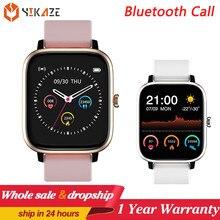 Bluetooth Calls Smart Watch Men Women Waterproof Heart Rate Music Player Pedometer Smartwatch For amazfit Huawei Apple Xiaomi