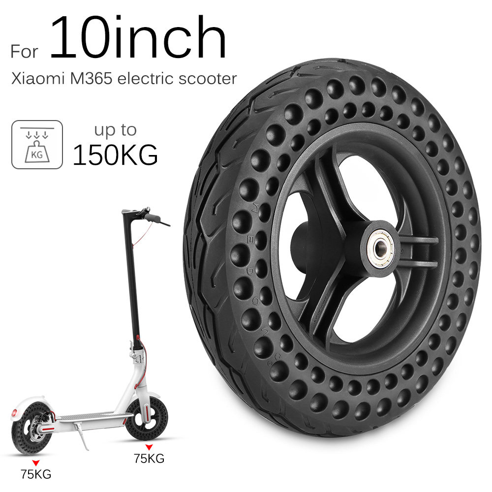 Electric Scooter Inflated Spare Tire Replacement Tyre Wovatech Inner Tires for Xiaomi m365-8 1//2 2 Anti Puncture Double Layer Wheels Inner Tube