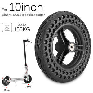 Tyre-Wheel Replace-Tire Scooter Non-Pneumatic Xiaomi M365 Non-Slip 10inch Solid for Hollow