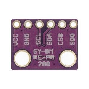 Image 5 - 100PCS GY BME280 3.3 정밀 고도계 대기압 BME280 센서 모듈