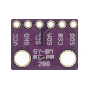 Image 5 - 100PCS GY BME280 3.3 precision altimeter atmospheric pressure BME280 sensor module