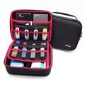 GHKJOK 3 5 zoll Große Kabel Organizer Tasche Tragen Fall können setzen 2 Pcs HDD USB Stick Power Bank-in Festplatten-Taschen & Koffer aus Computer und Büro bei
