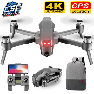 D4-Drone Gps Quadcopter Camera Live-Video WIFI 600M 1080P FPV HD 4K with Distance-Flight