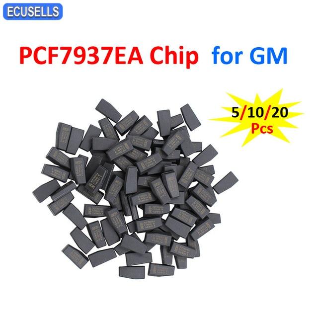 5/10/20Pcs/Lot Car Key Chip PCF7937EA PCF7937 Carbon Auto Transponder Chip 7937 7937EA Chip for GM