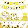 Шмель для темативечерние НКИ, товары для творчества, украшения для детского дня рождения, вечеривечерние, гирлянда с воздушными шарами, наб...
