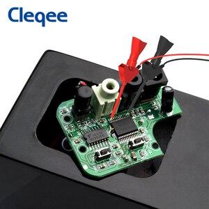 Image 5 - Cleqeeマルチメータプローブプローブ交換可能な針テストリードキットデジタルマルチメータ用ケーブルのための隙間