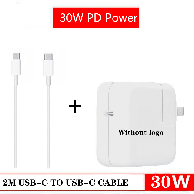 30W USB C Power Adapter Type C PD Fast Charger for Latest font b Apple b