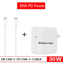 30W USB-C Power Adapter Type-C PD Fast Charger for Latest Apple Macbook pro12inch A1882 A1534 1540 1646 (only Made in 2015)