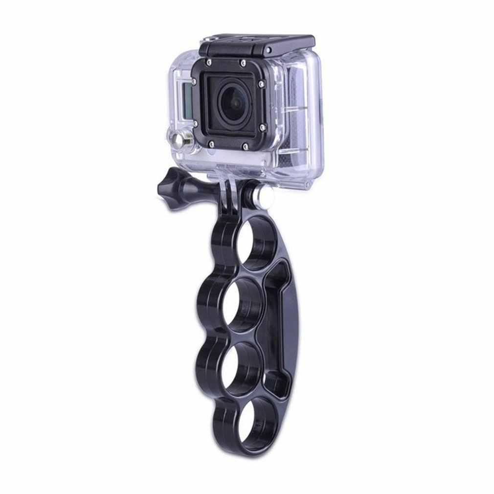 يده المفصل حامل آيفون بقبضة الأصابع جبل Selfie ملحق ل GoPro بطل 6 7 5 4 3 ل GoPro 4K عمل كام