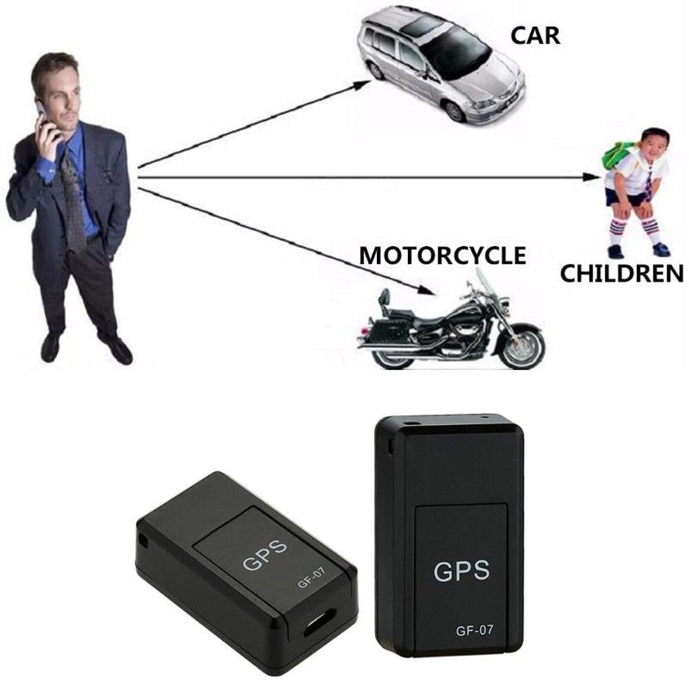 GF-07 Mini GPS Tracker Car GPS Locator Tracker Anti-Lost Recording Tracking Device For Vehicle Car Child Location Trackers