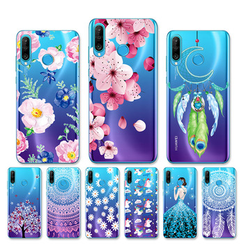 Soft Silicone Case For Huawei P8 Lite 2017 P30 P20 Pro P9 P10 Plus Y7 2018 P Smart Z Honor 10 8A 8C 8X Y9 Prime 2019 Case Cover image