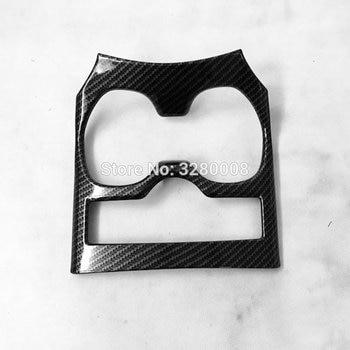 Tapa frontal para x-trail Rogue T32 2014-2017-2020, para posavasos, embellecedor de marco Interior X trail ABS, adhesivo cromado, accesorios para coche