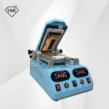 Настоящая TBK-268 машина-сепаратор, автоматическая рамка для ЖК-экрана, рамка с подогревом для плоского изогнутого экрана, стеклянная средняя отдельная рамка