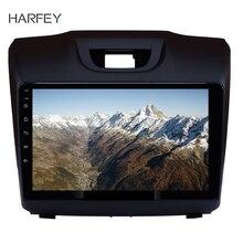 "Harfey 9 ""GPS coche 2Din estéreo Navi Android 8,1 HD Auto Radio para Chevy Chevrolet S10 ISUZU D-Max 2015-2018 con WIFI Bluetooth"