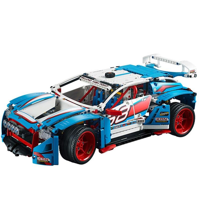 1085pcs-Building-Blocks-Bricks-20077-Super-Racing-Car-Model-Technic-Series-Rally-Car-42077-Educational-Children
