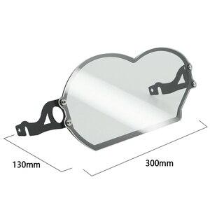 Image 5 - Para bmw r 1200 gs r1200gs adv r1200gs aventura 2004 2012 motocicleta farol cabeça luz guarda protetor capa proteção grill