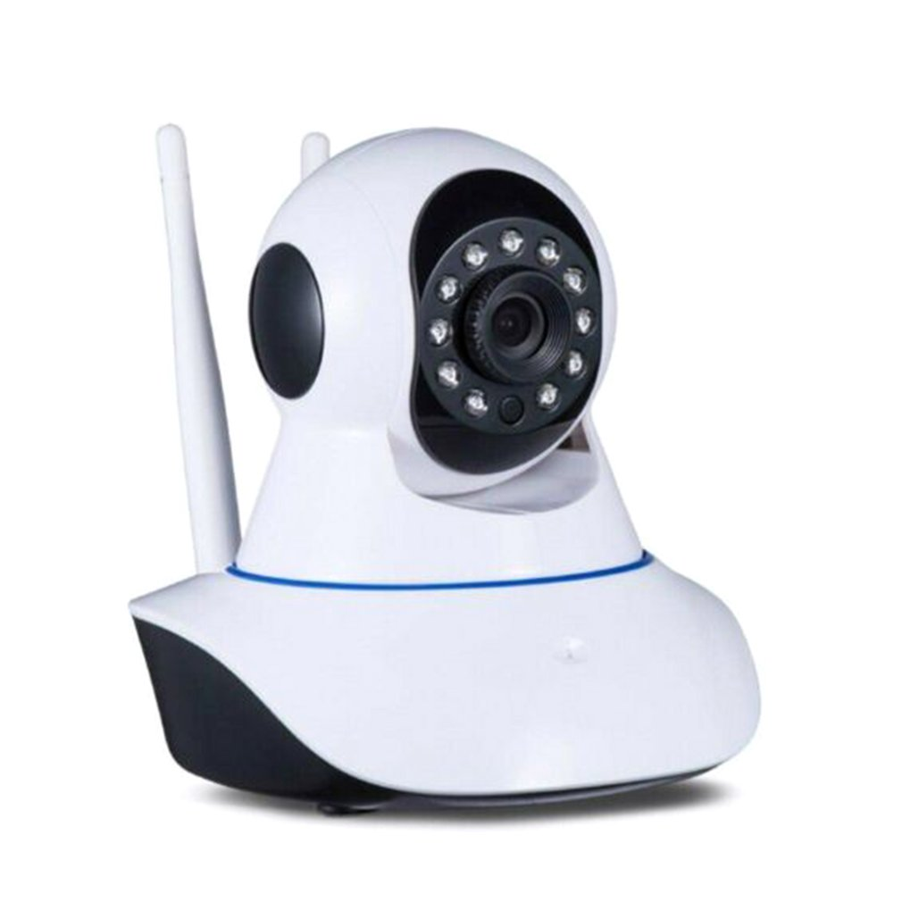 Ip Kamera Wi-Fi HD 720p Motorisierte Ir Lan Infrarot Mit App 360 grad rotierenden wifi handy remote dual antenne 720P