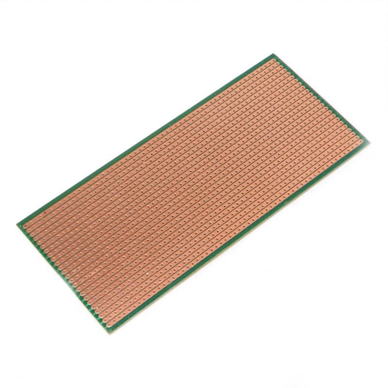 5 Pcs 6.5x14.5cm Stripboard Veroboard Uncut PCB Platine Single Side Circuit Board L69A