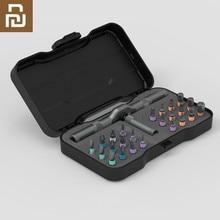 ATuMan RS1 26 sztuk/zestaw zestaw narzędzi mechanicznych klucz gniazdo śrubokręt zestaw kluczy z grzechotką zestaw narzędzi ręcznych do domu Fix