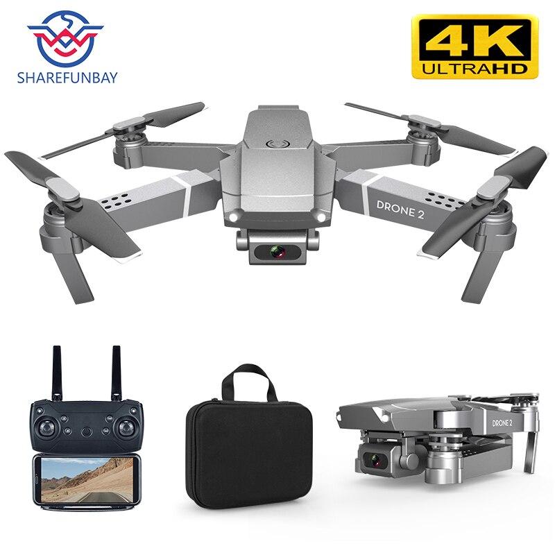 4K WIFI 1080P FPV DRONE X PRO v2.0