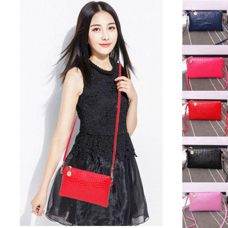 Women Leather Waterproof Shoulder Bag Tote Purses Wallets Handbag Fashion Casual Solid Multifunction Messenger Crossbody Bags