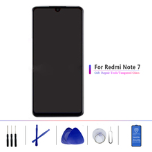Original LCD for Xiaomi Redmi Note 7 Lcd Touch screen assembly with digitizer For Redmi Note7 Pro With Frame original lcd with touch for symbol mc67 mc55a0