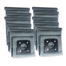 8PC Washable Dust Cloth Bag Hepa Filter Cleaner Bag for LG V-743RH V-2800RH V-943HAR V-2800RH V-2810 Vacuum Cleaner 2019 gray washable vacuum cleaner filter dust bag for lg v 2800rh v 943har v 2800rh v 2810