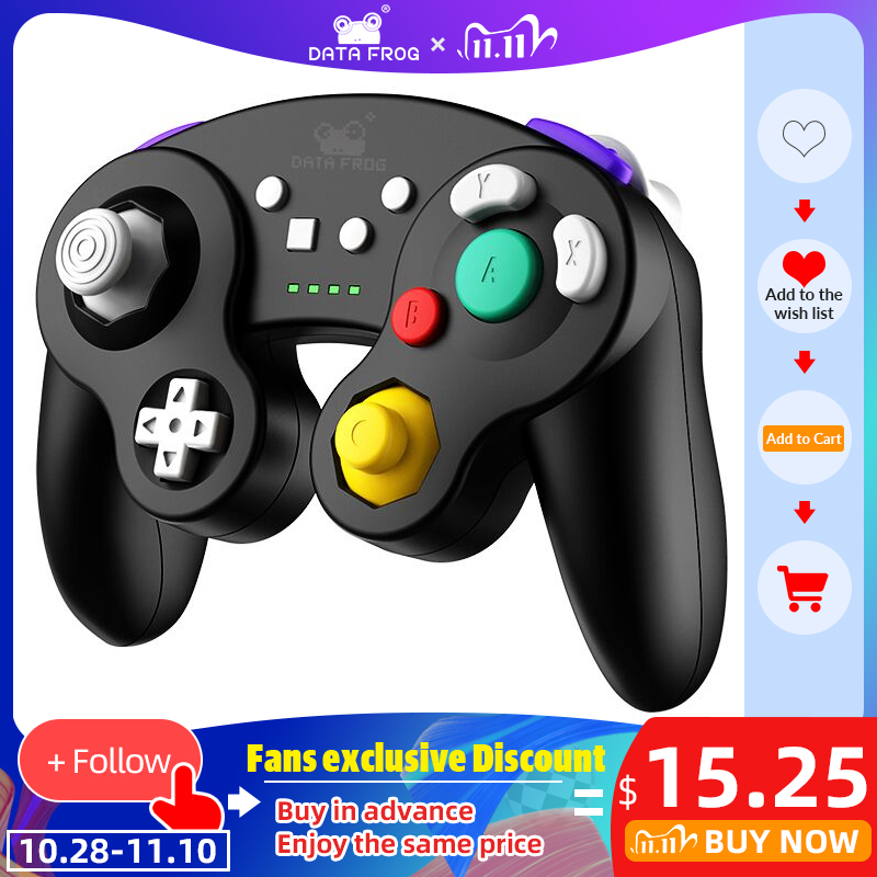 DATA FROG Game Controller for Nintendo Switch Pro Gamepad for Nintend Swith for PC Joystick TV BOX Android Mobile Phone for PS3