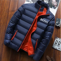 Boss Men's Suit Hoodie + Men's Winter Thicken Jacket Jogging Harajuku Sportswear Casual Men's Training Sports Shirt Tracksuit Br