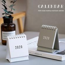 Настольный мини-календарь может быть DIY Еженедельный план графиков офисный стол украшения бумажные канцелярские принадлежности для офисного работника