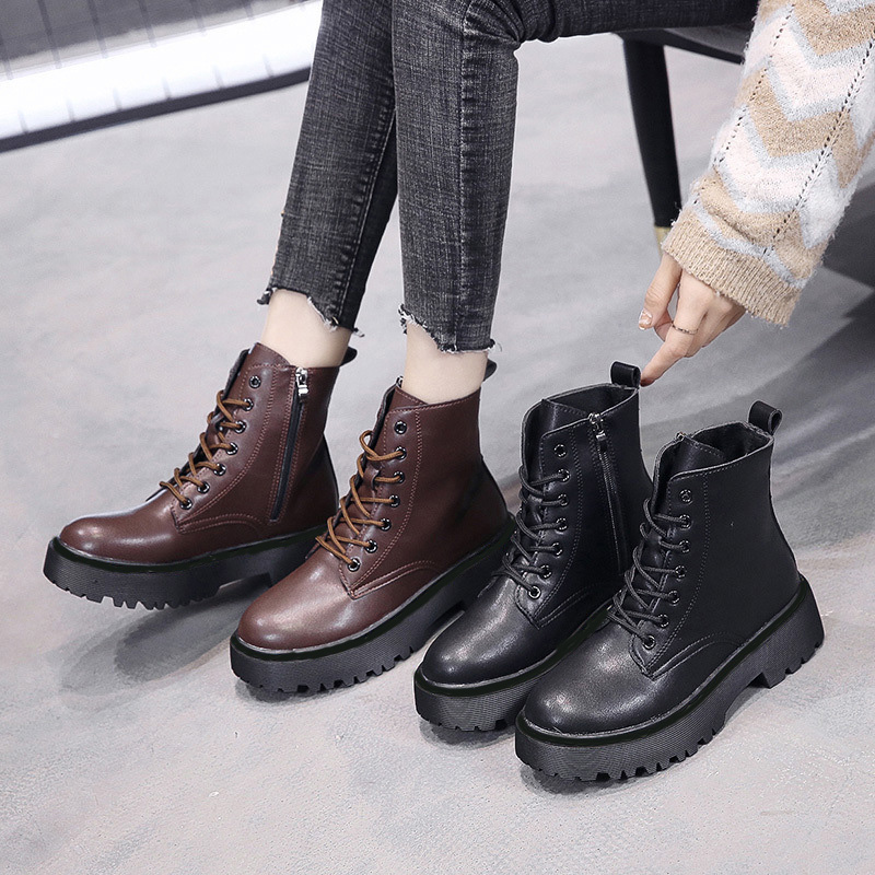 Women-Boots-New-Leather-For-Martin-Boots-Ladies-Suede-Platform-Winter-Boots-Women-Ankle-Boots-Female