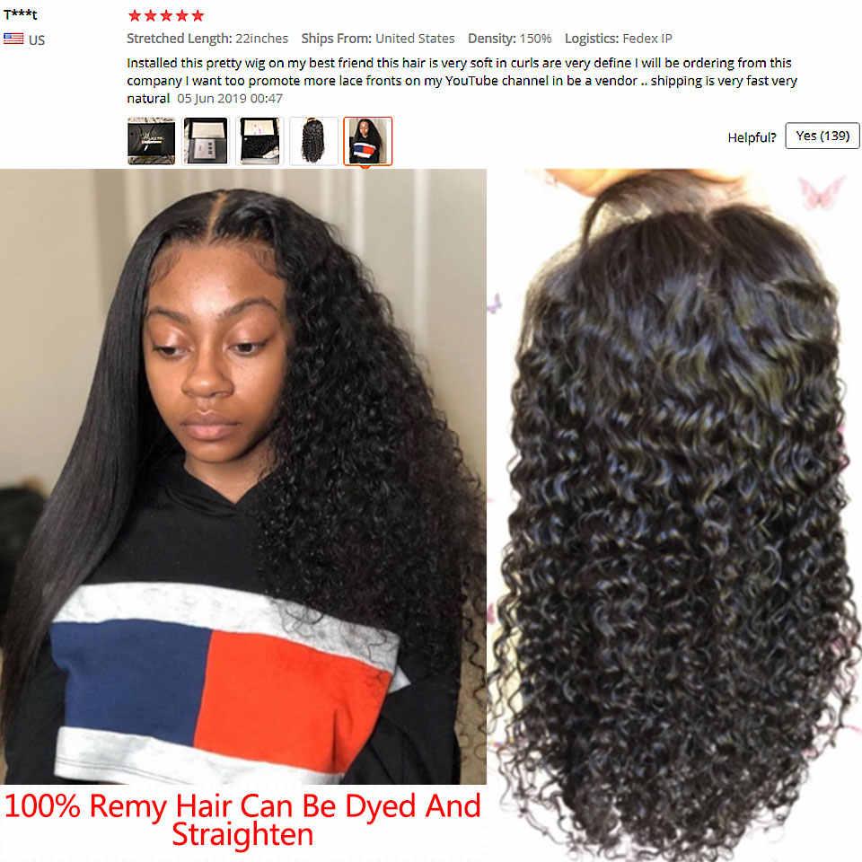 360 кружевных фронтальных париков Wth Детские волосы перуанские кудрявые человеческие волосы парики для черных женщин предварительно выщипанные Mi Lisa Remy парик с кружевом спереди