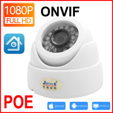 POE Ip Camera Cctv Security Video 720P 960P 1080P Surveillance IPCam Infrared Home Surveillance 2mp Indoor Network Cam Icsee(China)