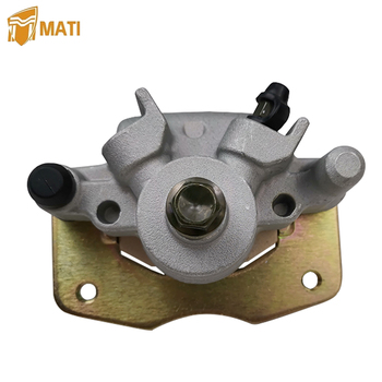 Mati Rear Brake Caliper for Can-Am DS650 Outlander 400 500 650 800 800R Max 2007-2014 with Pads
