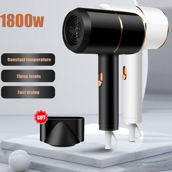 Professional Hair Dryer Ionic Powerful Blow Dryer Hot and Cold Adjustment Hairdryer Electric Hair Salon Equipment 220V-240V professional hair dryers light weighte blow dryer salon dryer hot