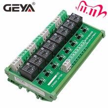 Бесплатная доставка 8 канальный интерфейсный релейный модуль