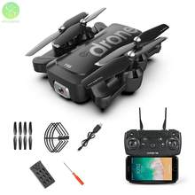 Wifi 4K HD Profissional Mini Drone With Cameras FPV F88 Quadcopter 1080P 4k Camera Remote Control Quadcopters Toys For Children(China)