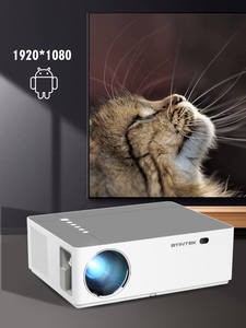 BYINTEK Beamer Projector Smartphone Video-300inch Wifi Android Home Theater Full-Hd 4K