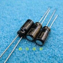 20 قطعة جديد ELNA روا Cerafine 50V3. 3 فائق التوهج 5X11 مللي متر 3.3 فائق التوهج/50 V الصوت مُكثَّف كهربائيًا 3.3 فائق التوهج 50V الأسود الذهب 50V 3.3 فائق التوهج