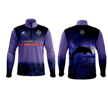 Zhouka Fishing Jerseys Long Sleever Ultra-Light Sun Protection Shirts Breathable Jersey