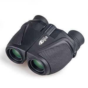 Image 5 - Профессиональный портативный бинокль BIJIA 12x25 Porro, телескоп для охоты и спорта