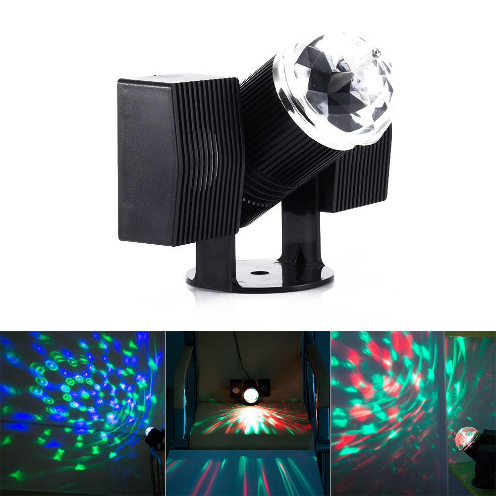 LED Stage Lamp Moving Light Stage Stars Remote Control Mini Laser Light Red And Green Double Color Laser Stage Light